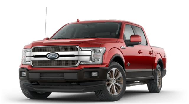 New 2019 Ford F-150 King Ranch Truck SuperCrew Cab Casper, WY